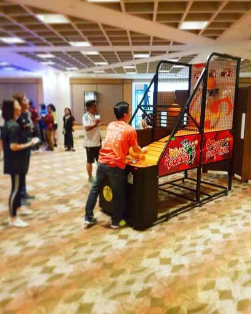 Basketball Machine Arcade Rental 1