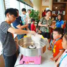 Candy Floss Catering Singapore