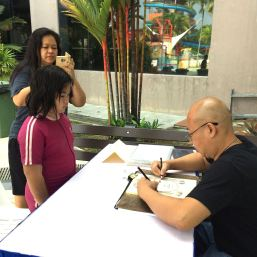 Caricature Drawing Singapore