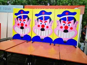 Carnival Break the Teeth Game