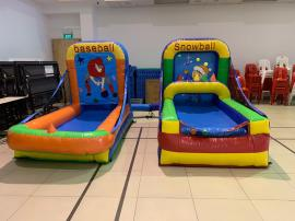 Cheap Inflatable Game for Rent