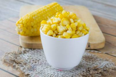 Cup corn stall event singapore