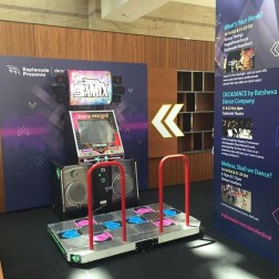 Dance Arcade Machine Rental
