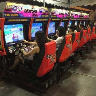 Daytona Arcade Machine Rental