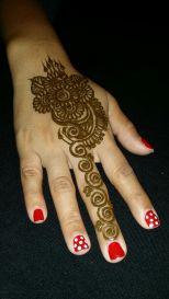 Event Henna Art Singapore