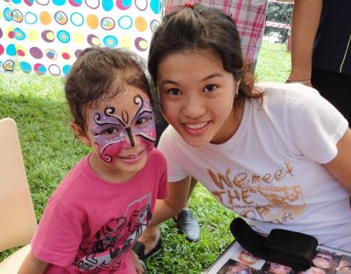Face Painting Artist Amanda