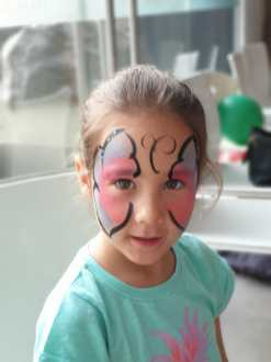 Face Painting Artist for Hire
