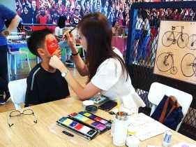 Face Painting Service Singapore copy 3