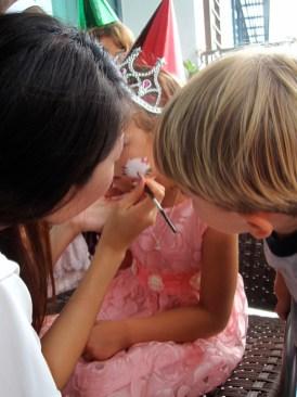 Face Painting service melbourne