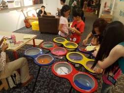 Fringe Activity Sand Art