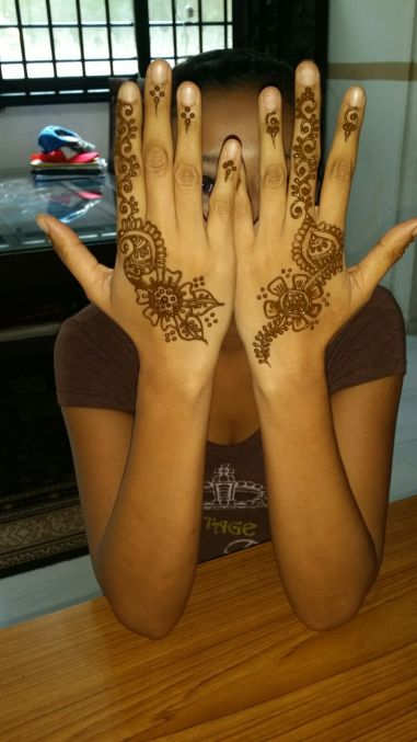Henna Tattoo Art Singapore