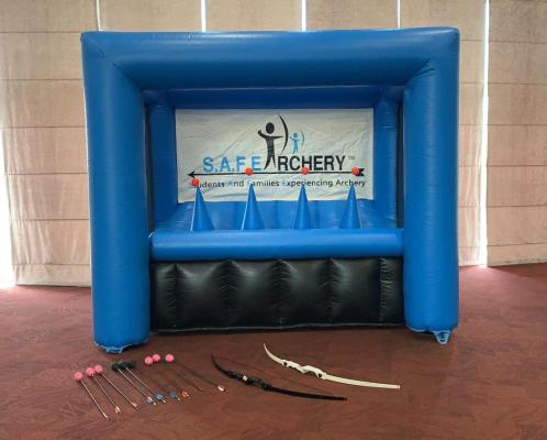 Inflatable Archery Game Rental