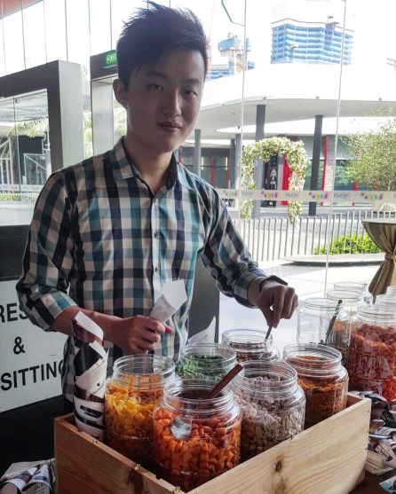 Kacang Puteh for event