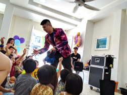 Kids Birthday Party Magician