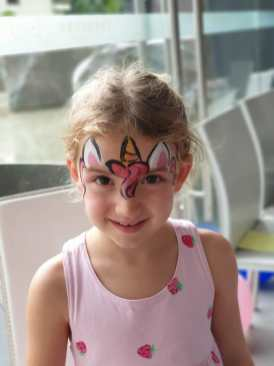Kids Party Face Painting