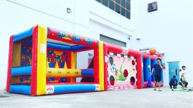 Large Carnival Games for Rent