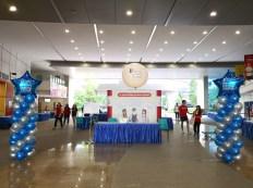Large Exhibition Advertising Balloon