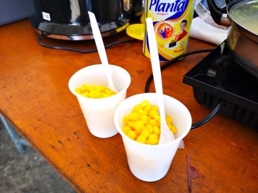 Live Cup Corns Station Singapore