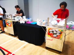 Live Tutu Kueh Station for hire