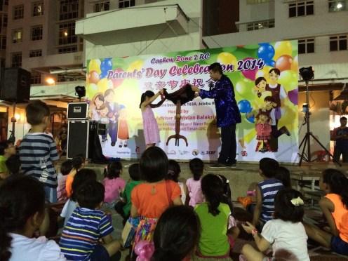 Magic Show for Event Singapore
