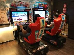 Outrun Racing Arcade Machine