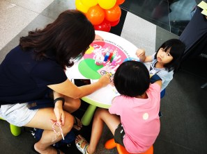 Paint Art for Window Kids Party