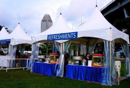 Popcorn Machine Rental Event