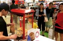 Popcorn Machine for Rent in Singapore