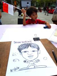 Professional Caricature Artist for hire copy
