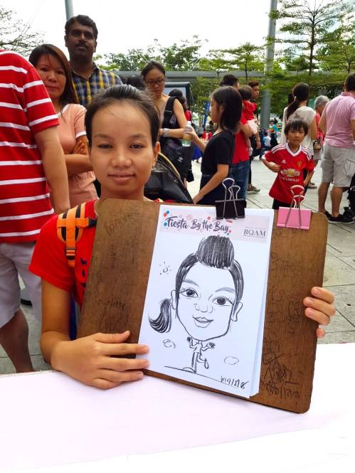 Professional Caricaturist for Hire