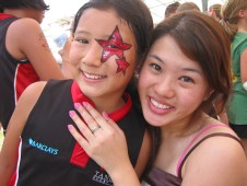 Professional Face Painting Service Singapore