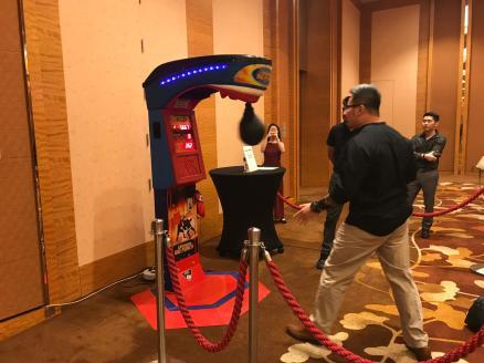 Punching Machine Rental Singapore