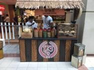 Singapore Traditional Kacang Puteh Stall