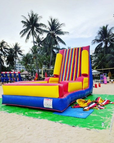 Sticky Wall Inflatable Game Rental copy