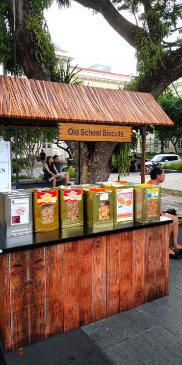 Traditional Biscuit Stall sg