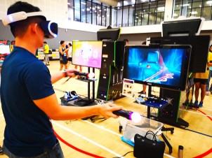 VR Beat Saber Rental