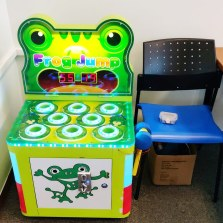 Whack a Frog Arcade Rental