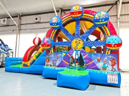 Carnival Bouncy Castle Rental Singapore