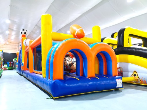 Sports Arena Inflatabe Obstacle Challenge
