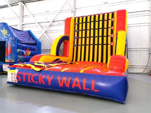 Sticky Wall
