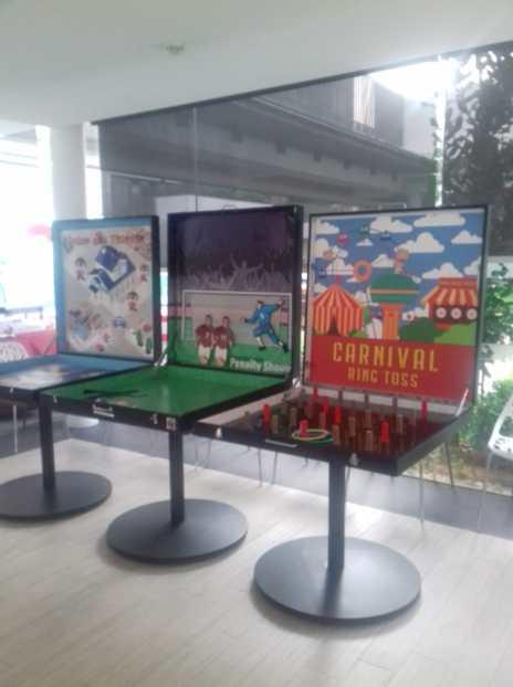 Cheap Carnival Game Stalls copy