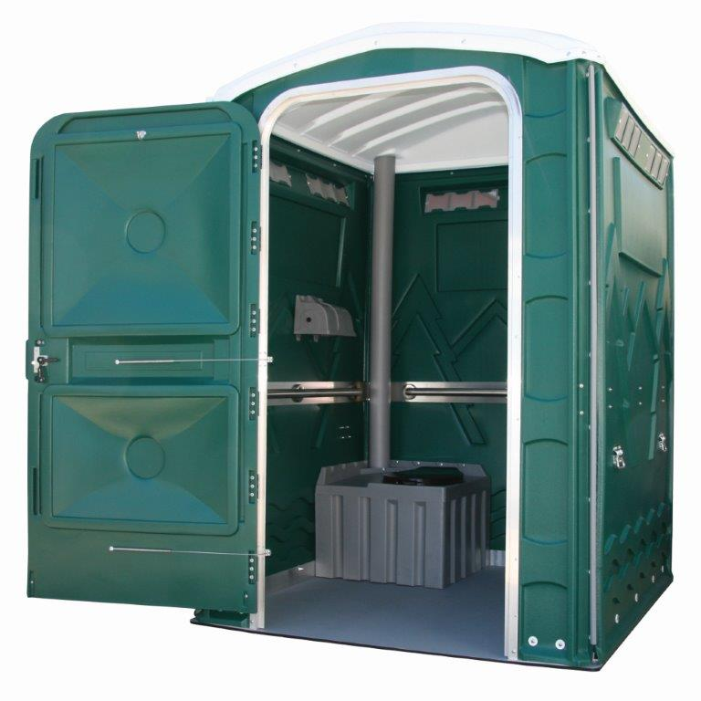 wheelchair trailer colorful chaise lounge chairs enhanced access units - big top portable toilets