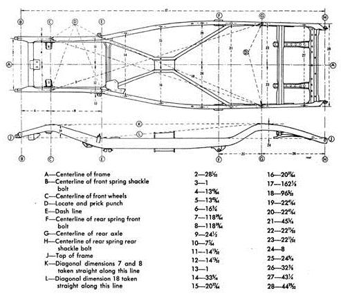 1972 chevrolet truck wiring diagram 5 pin trailer plug australia chassis frame usa