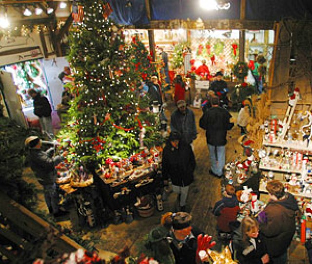 Huge Selection Of Christmas Ornaments And Decorations As Well As Pick Your Own Christmas Trees