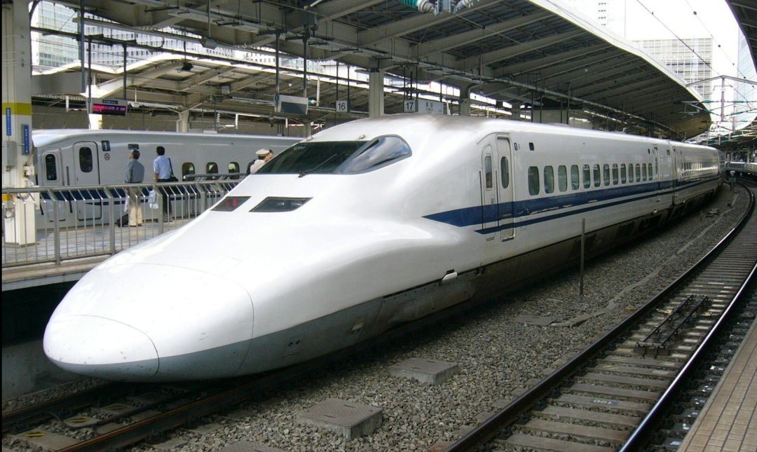 JR Rail Pass - Japanese Bullet Train