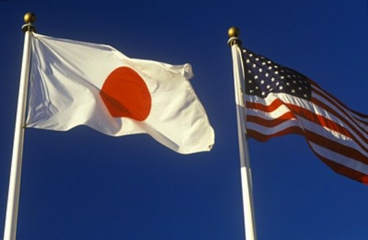 Cell Phone Coverage and Internet in Japan - Calling the US For Free From Japan - US Japan Flags