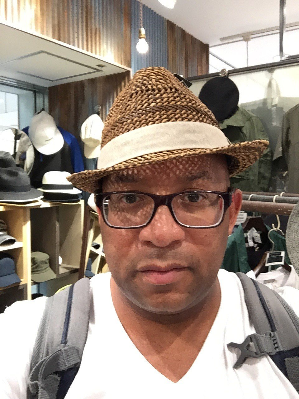 What Should You Wear While Traveling In Japan - Tokyo Straw Fedora