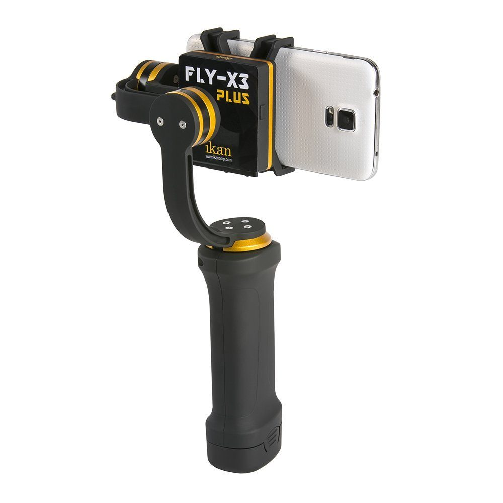 Ikan FLY-X3-PLUS 3-Axis Smartpone Gimbal Stabilizer - What Equipment Should I Bring For Video Blogging In Japan - Cell Phone Stabilizer - Ikan FLY-X3-PLUS 3-Axis Smartpone Gimbal Stabilizer -