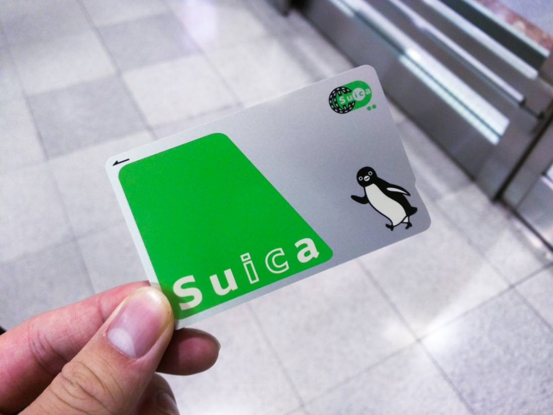 Exchanging US Dollars To Yen - Shopping In Japan - Suica Card