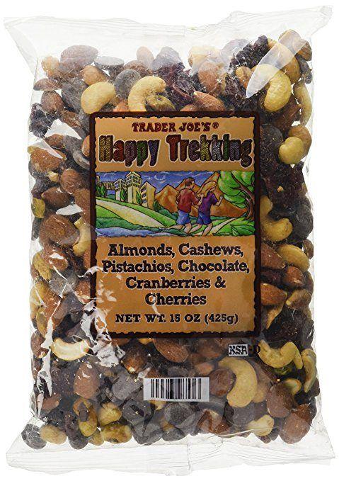 Trader Joe's Happy Trekking Trail Mix